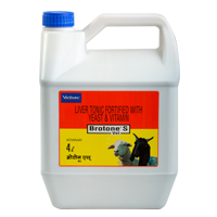 Brotone S Liver Supplement for Sheeps and Goats