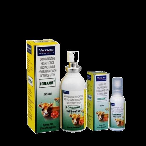 Lorexane Spray For Flies Maggots